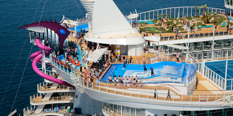 Royal Caribbeans Harmony Of The Seas Review