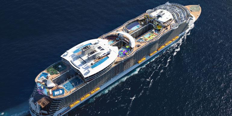 harmony seas royal caribbean cruise review