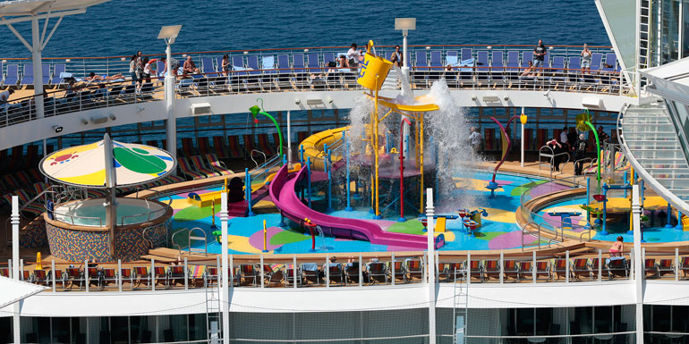 splashaway bay royal caribbean harmony kids