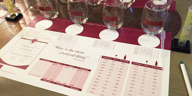 msc divina wine maker class