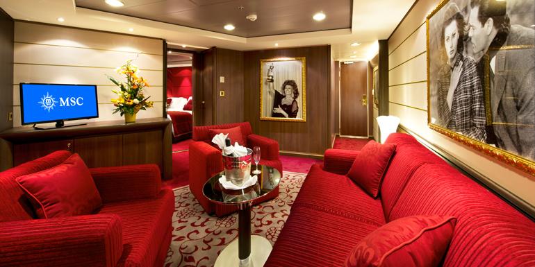 msc divina cruise ship yacht club