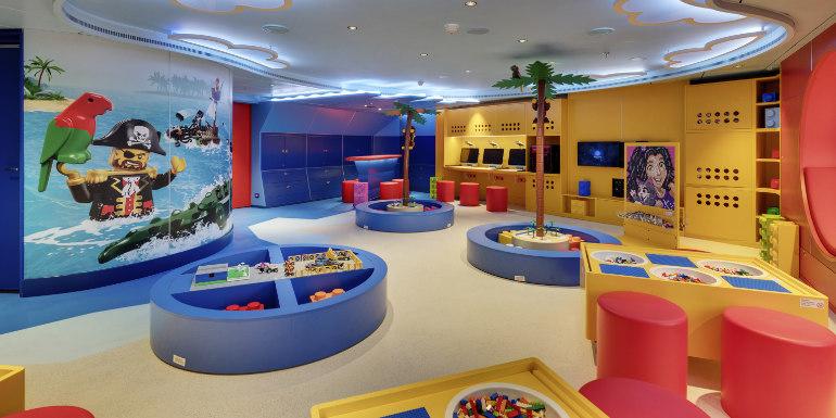 junior club kids lego msc seaside