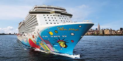 Norwegian Breakaway cruise ship review