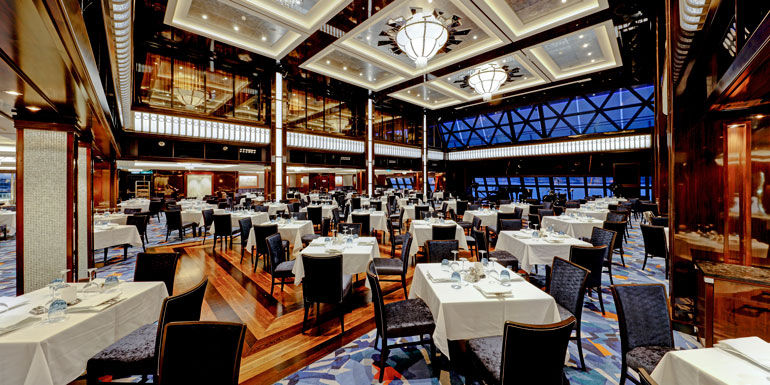 norwegian escape dining manhattan room