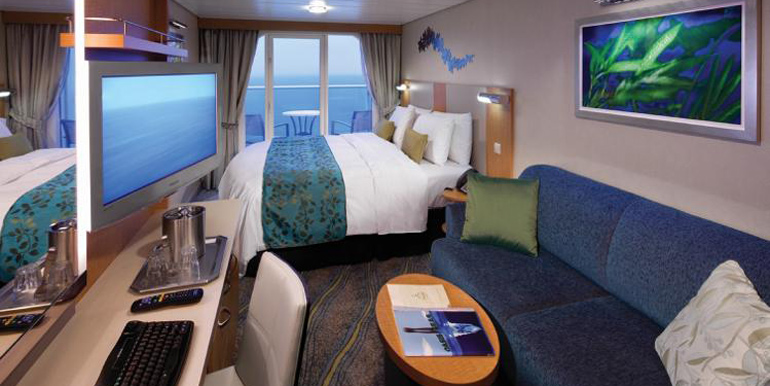 royal caribbean superior balcony cabin