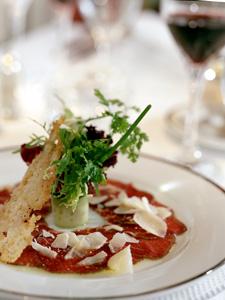 seadream ii dining food cruise ship