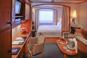 seadream ii 2 cabin ship review