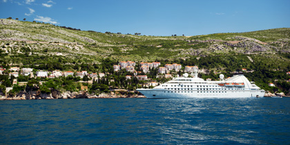 windstar star pride dubrovnik cruise ship