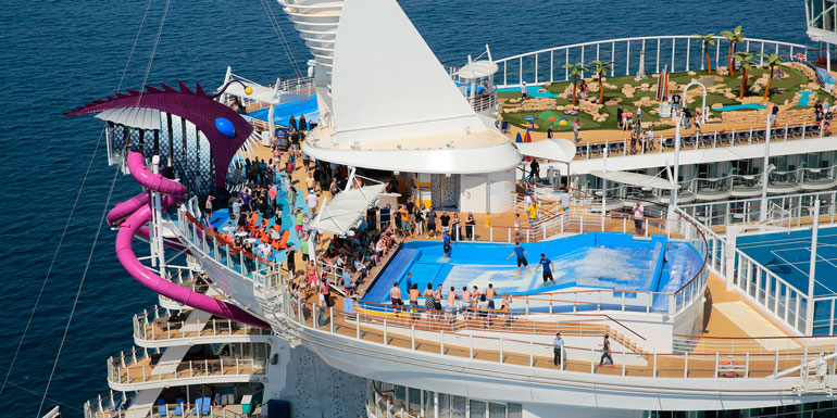 best royal caribbean ships 2019 activities