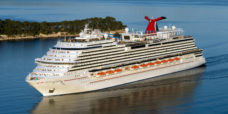 carnival horizon expert review cruise ship