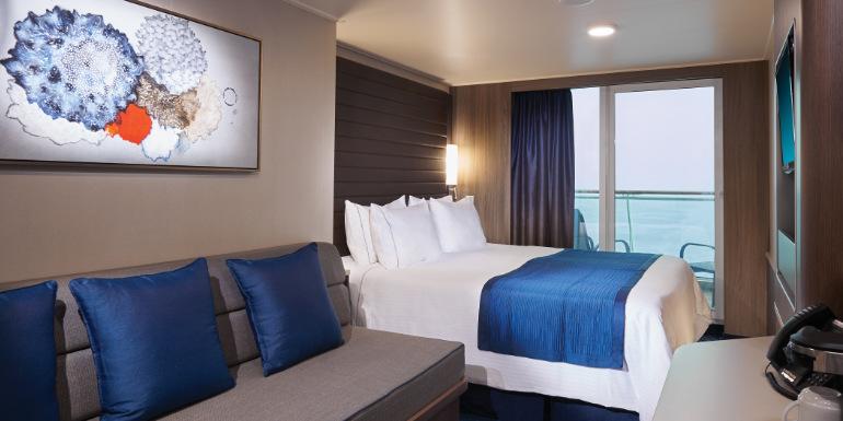 norwegian bliss balcony cabin cruise review