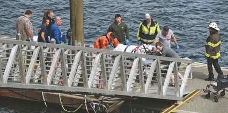 alaska ketchikan floatplane collision crash victim