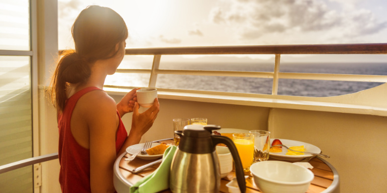 carnival cruise room service changes news