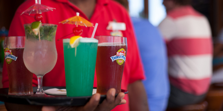 carnival cruise plastic drink straws beverage