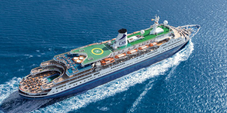 Another Cruise Line Files for Bankruptcy