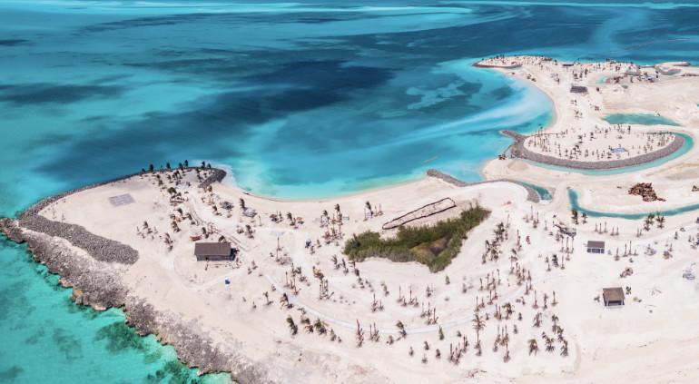 ocean cay msc cruises marine reserve island