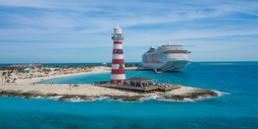 New Cruise Line Private Island Welcomes Its First Ship