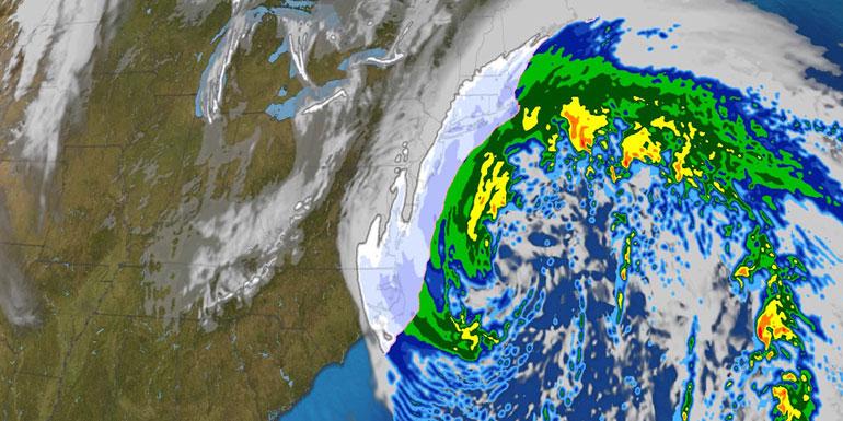 norwegian breakaway winter storm new york