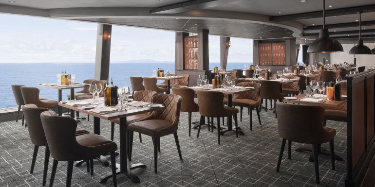 norwegian sky cruise la cucina italian restaurant