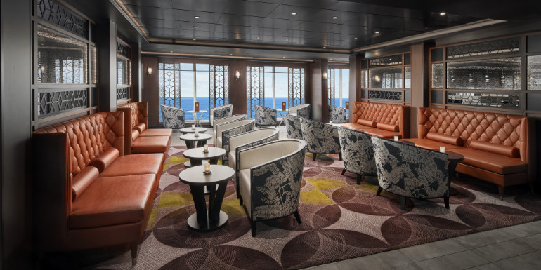 norwegian sky cruise pinnacle lounge sushi bar