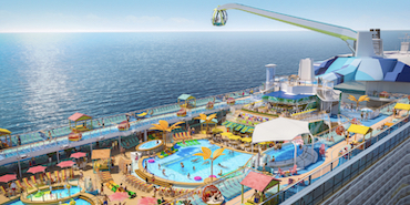 Royal Caribbean Reveals More Odyssey of the Seas Details