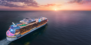 Royal Caribbean Announces Name of New Oasis Class Ship - And Where It's Headed
