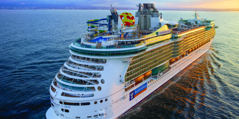 royal caribbean independence of the seas uk