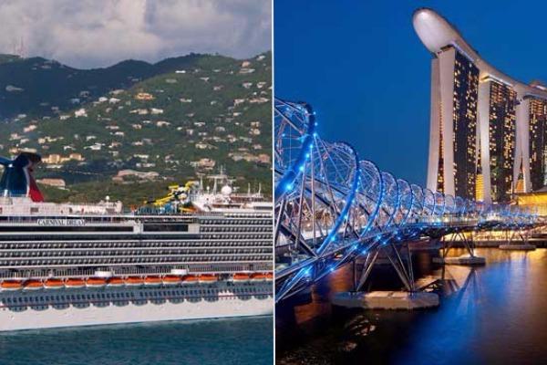 Carnival vs  Royal Caribbean: Smackdown!