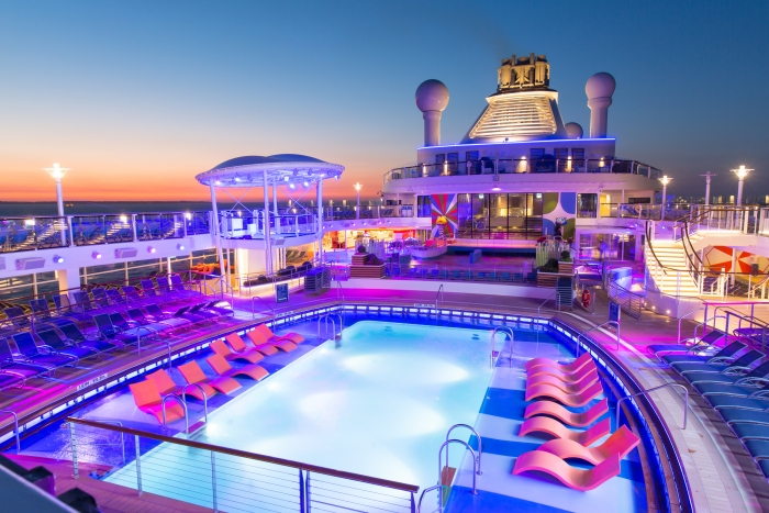 Anthem of the Seas activities