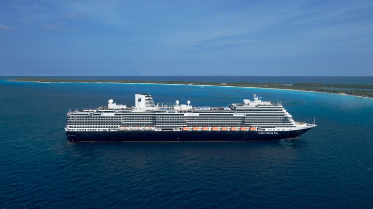 Koningsdam cruise ship